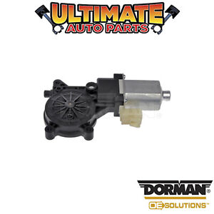 Dorman: 742-084 - Power Window Motor