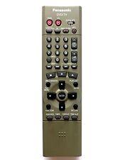 PANASONIC DVD RECORDER REMOTE CONTROL EUR7615KH0 for DMRE30 DMRE30EB DMRE30EBS