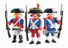 PLAYMOBIL 6436 Soldados Franceses French Soldiers NUEVO / NEW