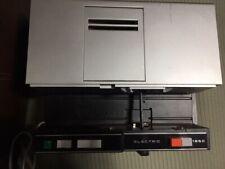Braun Paximat International 1850 German 35 mm slide projector