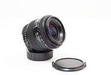 Nikon AF Nikkor 35-70mm f/3.3-4.5 Macro Zoom lens Digital FX, DX or 35mm film