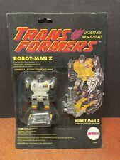 Antex Transformers Robot-Man Z Argentina EM7414