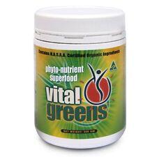 Verdi vitali totale sicurezza giornalieri supplemento 300g * Glutine Frumento & gratuito *