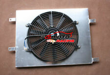 Aluminum Radiator Shroud + Thermo Fan for HOLDEN Commodore VN VG VP VR VS V6