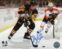 Sidney Crosby Pittsburgh Penguins Autographed Signed 8x10 Photo