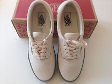 VANS 'ERA' Para hombre Zapatillas De Skate. Clásico Blanco/Ivy Green. UK 9. usado Con Caja.