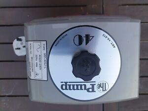 The PUMP 40