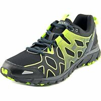 361 Degree 361 Ascent Men's Shoes, Green, Size 9.0
