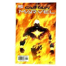 "Captain Marvel #1 2002 Marvel VF+ ""Shards"""