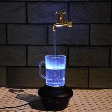 Robinet de robinet magique LED Robinet de fontaine flottante d'eau de lumièr Ff