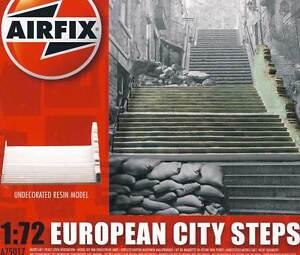 Airfix - Diorama European City Steps Stairs Step IN City - 1:72 76 Ruins