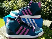 Adidas Originals Girls Womens Midiru Court 2.0 Trainers Shoes Sneaker Hi Tops