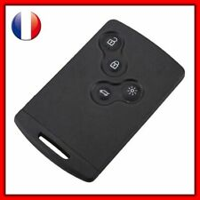 RENAULT CLIO IV 4 Carte De Démarrage 4 Boutons Smartcard Case Clef Coque Neuf