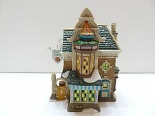NEW Dept 56 Dickens Village Twelth Night King's Cakes Porcelain Building 4050931