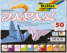 50 Sheets Square Japanese Print Origami Paper - 15cm | Origami Paper Packs