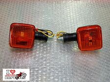 YAMAHA TDR250 DT125R TW125 TW200 XT600 NEW PAIR INDICATORS