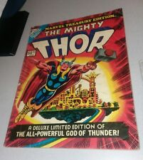 MARVEL SPECIAL TREASURY EDITION #3 The mighty thor 1974 STAN LEE lot run movie