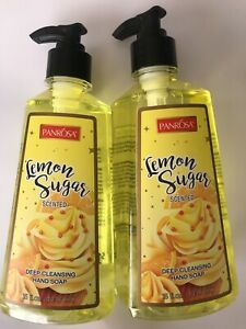 Panrosa Hand Soap Lemon Sugar Scented 15 fl oz 2-Pack