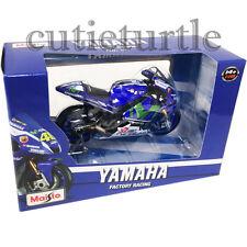 Maisto 2016 MotoGp Movistar Monster Yamaha M1 Valentino Rossi #46 1:18 34590 VR