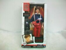 """Singing LOUIS ONE DIRECTION 12"""" Doll Hasbro 2011 New in Box Unopened"""