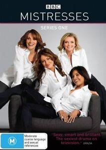 Mistresses : Series 1 (DVD, 2-Disc Set) Region 4 Very Good Condition