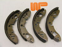 CLASSIC MINI DRUM FRONT BRAKE SHOE SET (4) - GBS733AF
