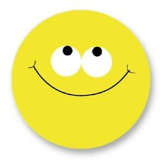 "Pin Button Badge �˜25mm 1"" Smiley Face Smile Smiling Emo Emoticones Happy Face"