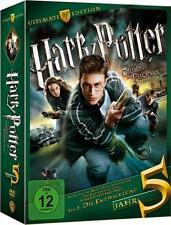 Harry Potter und der Orden des Phönix Ultimate Edition 5 Jahr 3 Disc DVD Box Set