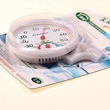 MIni Indoor Outdoor Wet Hygrometer Humidity Temp Temperature Meter
