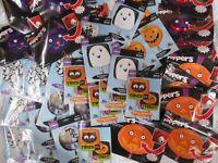 Mega Lot of 50 Halloween  Helium Foil Balloons Wholesale Job Lot clearance