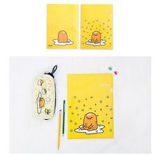 Sanrio Gudetama Lazy Egg School Office Layer File Folder : Sitting Egg