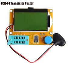 LCR-T4 ESR Transistor Tester Diode Triode Capacitance SCR Inductance Mega328 WT