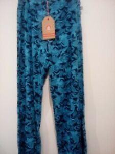 BOOM SHANKAR ~ Ladies  Flared Retro Lounge Pants, New Tags