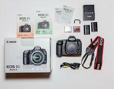 Canon EOS 5d Mark II 21.1 MP Digital SLR Camera - Black *Body Only*
