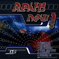 Rave Now! 01 (1994) WestBam, Marusha, Paul van Dyk, System 01.. [2 CD]