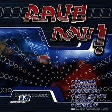 Rave Now! 01 (1994) WestBam, Marusha, Paul van Dyk, System 01.. [2 CD]