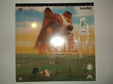 Lassie, Laserdisc LV33034-WS, Paramount Home Video, Widescreen Edition
