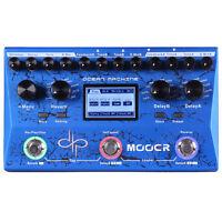 Mooer Ocean Machine Devin Townsend Dual Delay Reverb Looper Guitar Effects Pedal