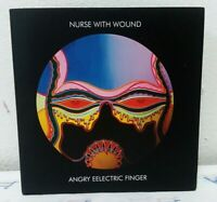 NURSE WITH WOUND - Images/zero Mix - Book Only No CD