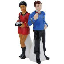 Star Trek UHURA & DR. MCCOY Magnetic Salt & Pepper Shaker Set by Westland