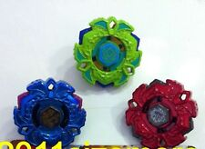 Beyblade Takara Mars Variares D:D L/R Spin 4D Green , Red, Blue Versions RARE 3