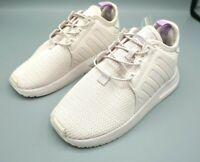 adidas X_PLR  Kid Sneakers Casual Size 10K  Purple  Girls NWB