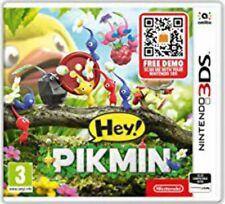 Hey Pikmin - 3DS