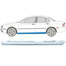 Jaguar X-Type 2001-2009 Limo und Kombi Voll Schweller Reparaturblech / Links