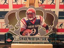 2000 Crown Royale Draft Picks 499 #131 Chad Morton SN 164/499