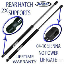 2 Rear Hatch NO Power Liftgate Door Lift Supports Shock Strut Arm For Sienna