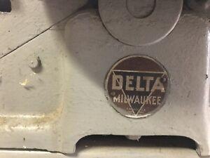 Delta Jointer