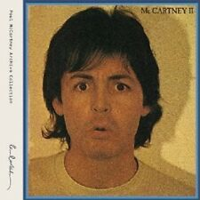 "Paul mccartney ""McCartney II"" 2 CD (2011 remastered NEUF"