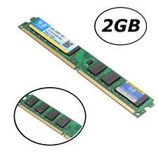 Xiede 2GB (1x2GB) DDR2-667 MHz PC2-5300 5300U Desktop PC Memoria RAM 240P AMD