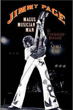 Jimmy Page: Magus Musician Man: An Unauthorised Biography by George Case (Paperback, 2009)